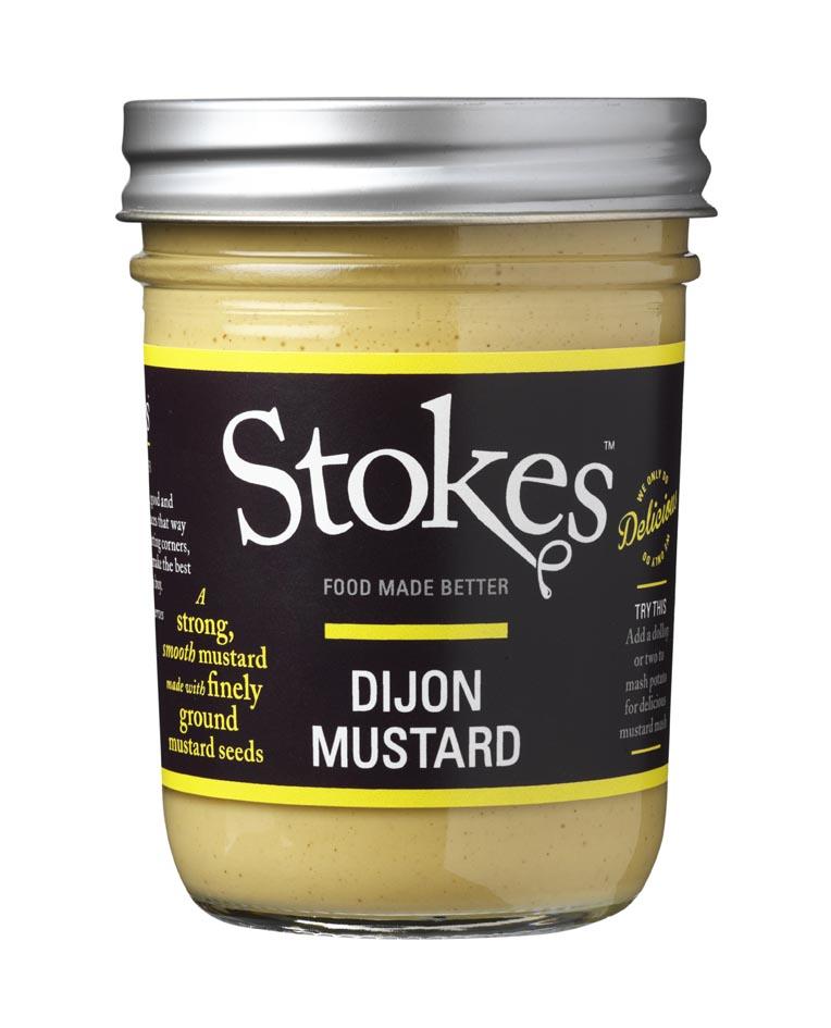 Dijon Mustard.Low res