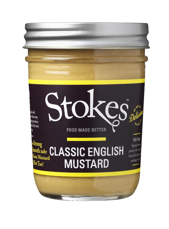 Classic English Mustard.Low res