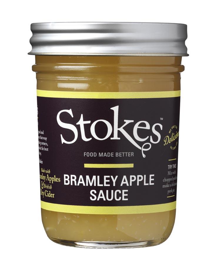 Bramley Apple Sauce.Low Res